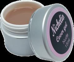 Nichelio cover gel nude 15ml nude