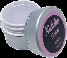 Nichelio thick clear 15 ml Clear