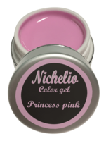 Nichelio color gel - princess pink