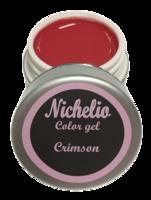 Nichelio color gel - crimson