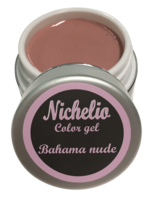 Nichelio color gel - bahama nude