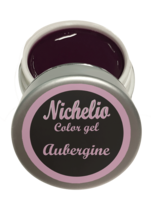 Nichelio color gel - aubergine