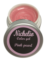 Nichelio color gel - pink pearl