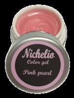 Nichelio color gel - pink pearl