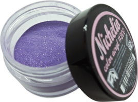 Nichelio color acryl - 200 glitter indigo