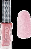 Sandy polish - pastel pink