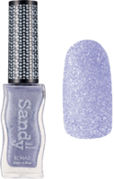 Sandy polish - pastel violet
