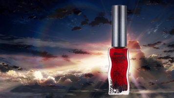 Nail Art Pen Shining red