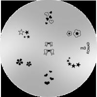 Konad Image Plate M3