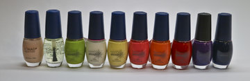 Set 10 kleuren nagellak lot 14