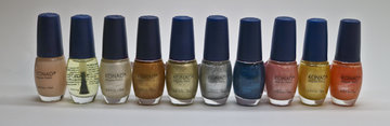 Set 10 kleuren nagellak lot 12