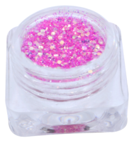Hexagon glitter B12