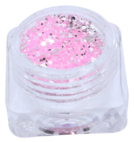 Hexagon glitter B9
