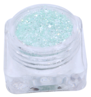 Hexagon glitter B32
