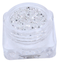 Hexagon glitter B35