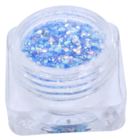 Hexagon glitter B30