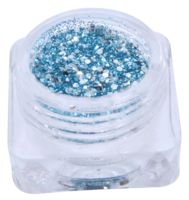 Hexagon glitter B28