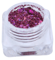 Hexagon glitter B72