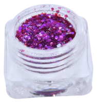 Hexagon glitter B3
