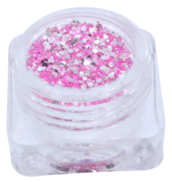 Hexagon glitter B11