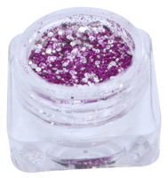 Hexagon glitter B4