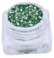Hexagon glitter B93