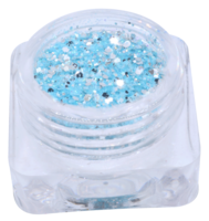 Hexagon glitter B31