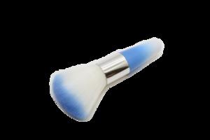 Manicure borsteltje blue