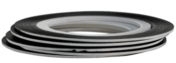 Tape line 6 - silver - 1mm