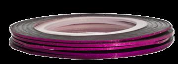 Tape line K3 - pixel purple - 1mm