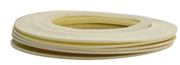 Tape line K5 - creme - 1mm