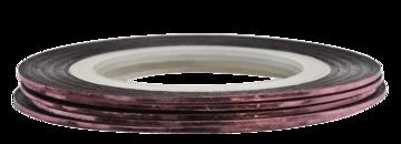 Tape line K7 - champagne pink shimmer - 1mm