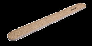 1 Vijl recht smal bruin 100/150