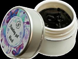 Painting gel black 8ml