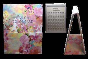 Presentatieboek en standaard voor 120 kleuren