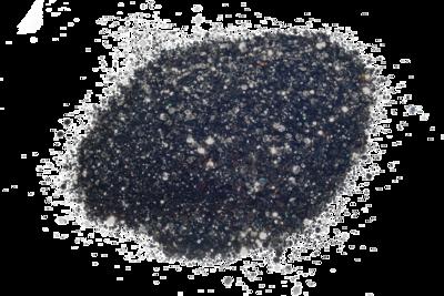 Glitter - B42 - zeshoekig