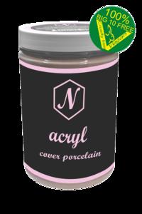Nichelio acryl cover porcelain 500gr