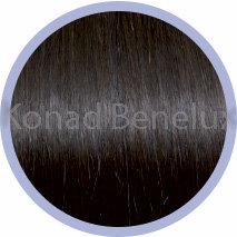 Hair extension Seiseta  4 Kastanje bruin