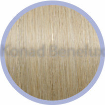 Hair extension Seiseta  20 Zeer licht blond