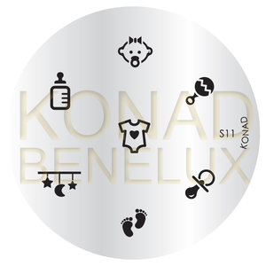 Konad Image Plate(Special)-11