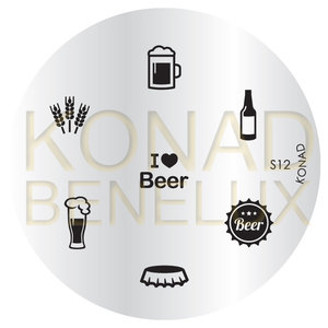Konad Image Plate(Special)-12