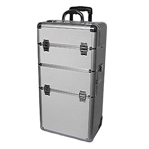 Trolley koffer  wit