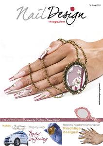Jaarabonnement Nail Design Magazine NEDERLAND