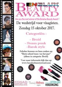 Benelux beauty award