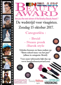 Benelux beauty award