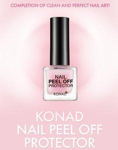 Nail peel off protector