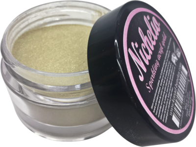 Nichelio sparkling shine gold