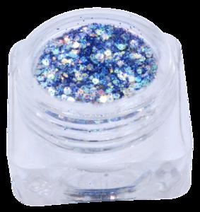 Hexagon glitter B27