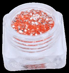 Hexagon glitter B16