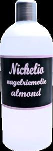 Nichelio nagelriemolie almond